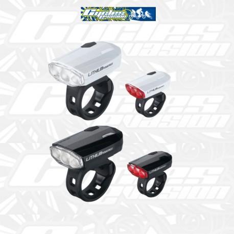 Eclairage spark  Rechargeable USB AV/AR lithium bbb