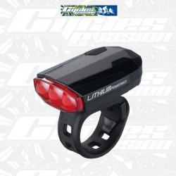 Elairage SPARK USB Lithium Arriere BBB