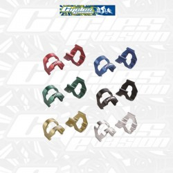 KCNC Clips gaines  BMX METAL (VENDU PAR 3 )