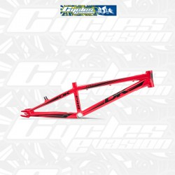 cadre dk bicycles  flo pink  2015