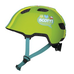 CASQUE SCOTT CHOMP GREEN 2015