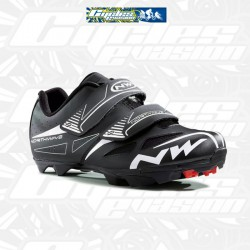 SPIKE EVO BLACK WHITE NORTWAVE