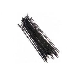 lot de 36 rayons noir lg 186 mm