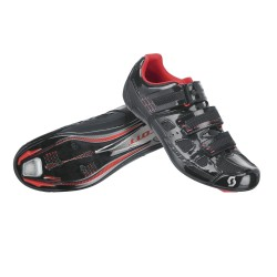 SCOTT ROAD BLACK GLOSS RED 2015  CHAUSSURE
