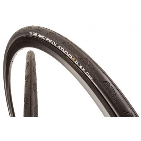 pneu continental grand prix 4000 s ii 700x25c souple cycles evasion. Black Bedroom Furniture Sets. Home Design Ideas