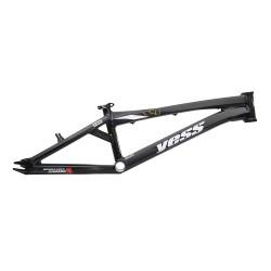 CADRE YESS BMX TYPE X FRAME BLACK