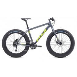 "Vélo Fuji WENDIGO 26"" 2.3 17"" 2017 Gray/Citrus taille medium"