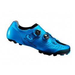 Chaussures Shimano S-PHYRE XC9 pour VTT bleu