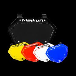 Plaque Frontale 3D plate Mini