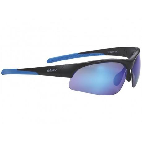BBB Lunettes Impress  v2 noir/bleu Bleu 3 écrans
