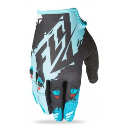 GANTS FLY KINETIC NOIR / DARK TEAL 2017