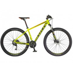 SCOTT ASPECT 750 YELLOW/RED