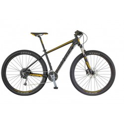 SCOTT 2018 ASPECT 930 BLACK/YELLOW