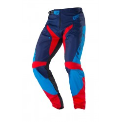 PANTALON ELITE BMX NAVY/CYAN   KENNY ADULTE 2018