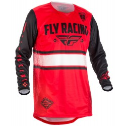 MAILLOT FLY KINETIC ERA ROUGE 2018
